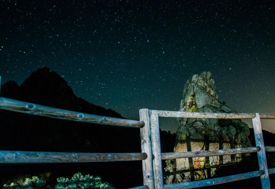 Astronomía en Monfragüe Starlight