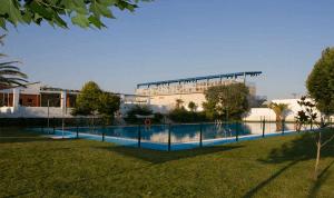 invitamos a la piscina gratis en monfrague