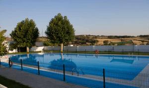 Piscina Gratis con Casa Rural La Cañada monfrague