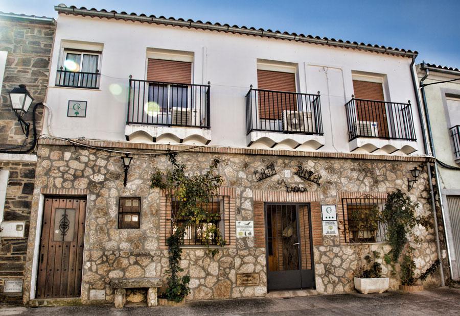 Monfragüe Casa Rural La Cañada